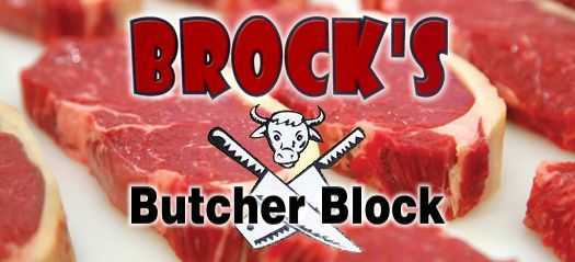 Brock's Butcher Block